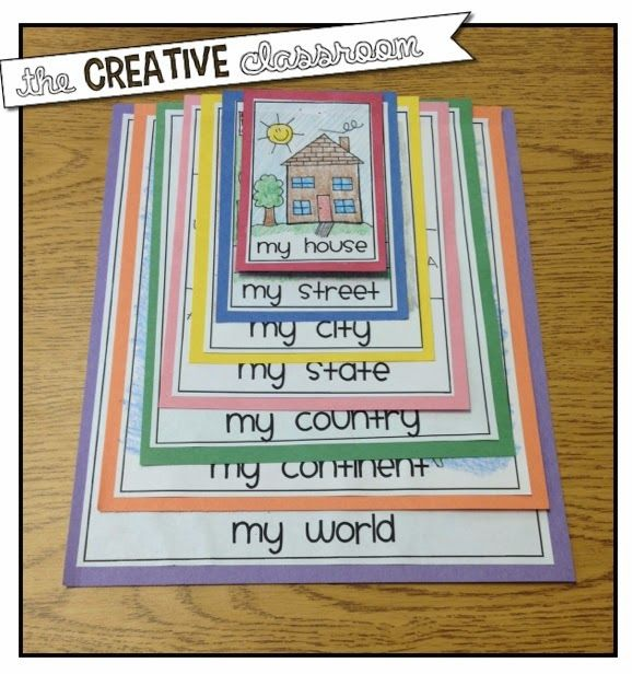 Where Do I Live Preschool Social Studies Kindergarten Social Studies Teaching Geography Where i'm living at the moment i really appreciate the convenience. pinterest
