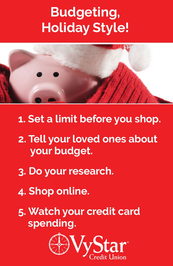 How to make a budget for the holidays making a budget