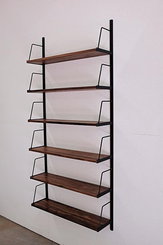 custom wall mounted bookshelf wall mounted bookshelves on wall mount bookshelf id=71927