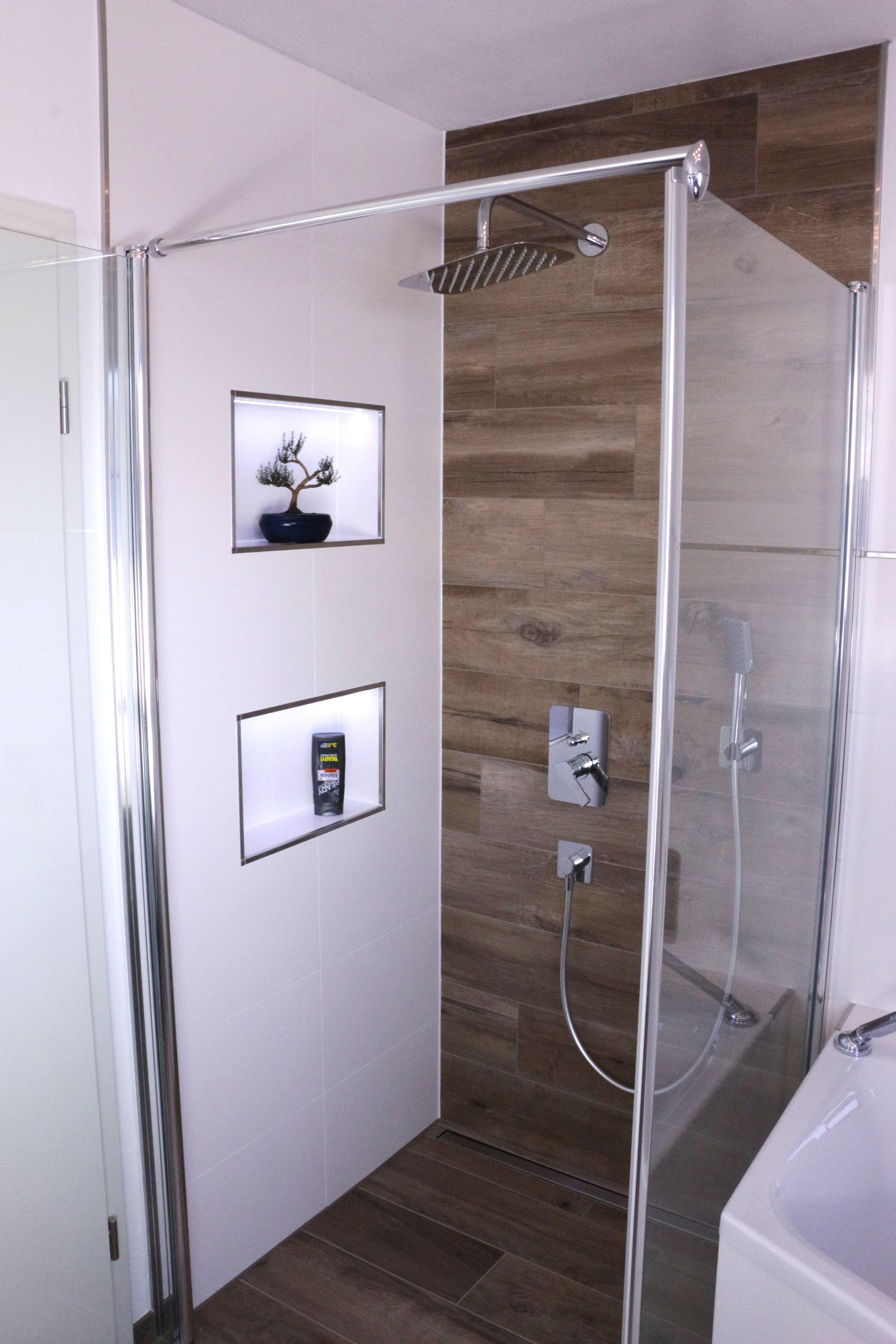 Wandnischen Im Badezimmer Badezimmer Regendusche Wandnischen