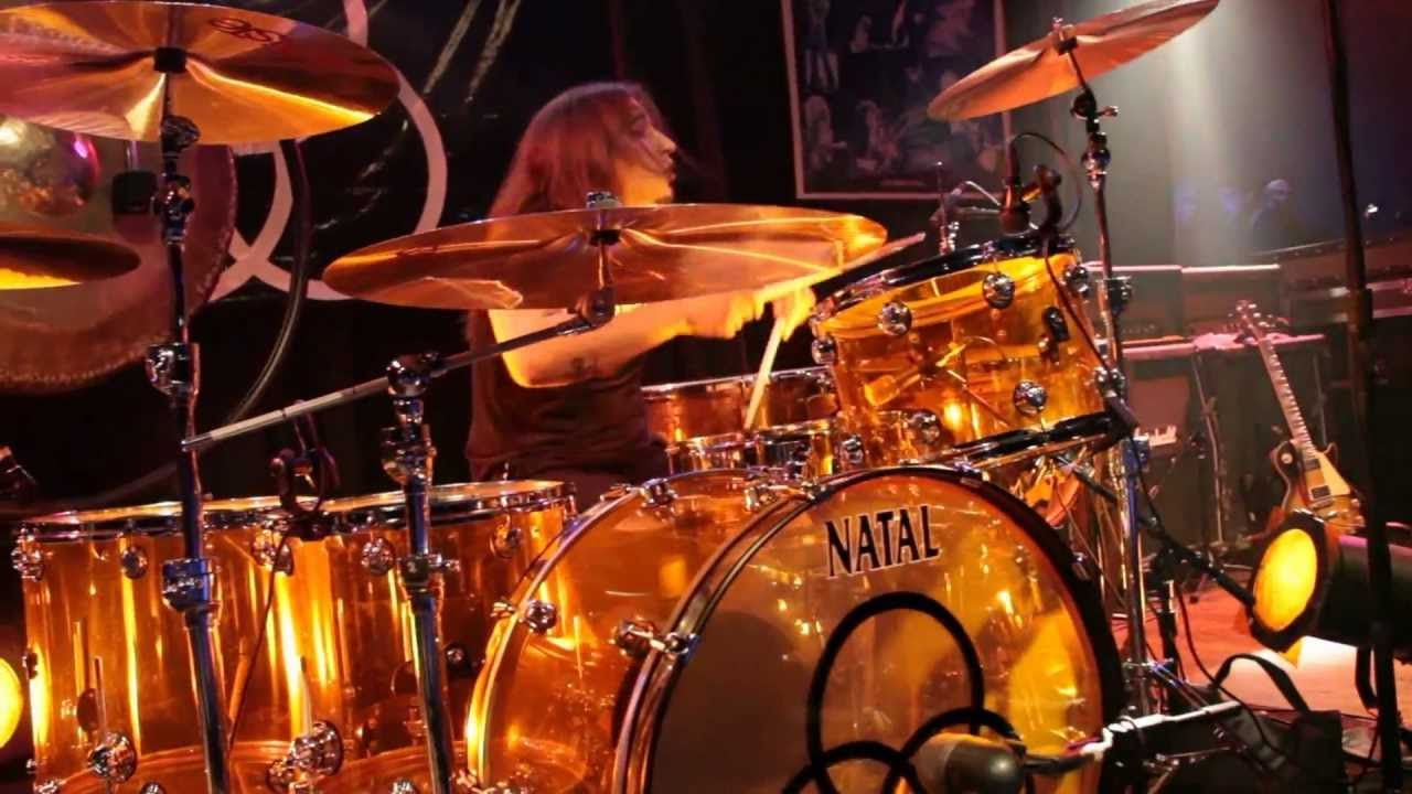 Brian Tichy In The Evening Bonzo S Birthday Bash 2012 In The Evening Carmine Appice Black Dog Birthday Bash