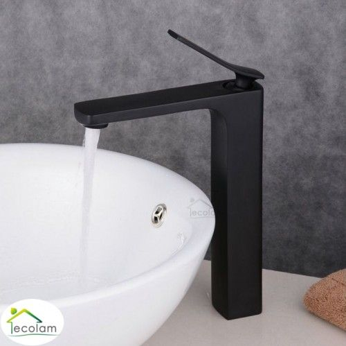 Waschtischarmatur für Waschschale Einhebelmischer