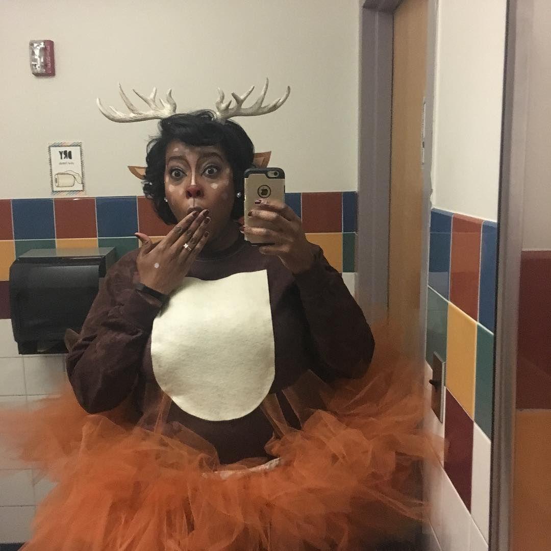 Day 2: Oh (rein)deer!! #thetututeacher