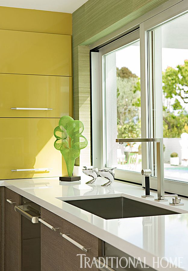 The Christopher Kennedy Compound Showhouse | Kitchen photos, Faucet ...