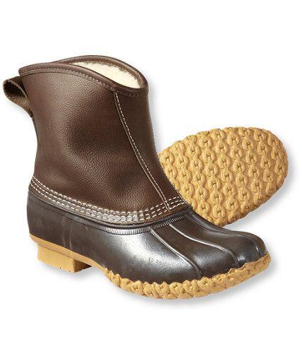 Bean boots women, Bean boots