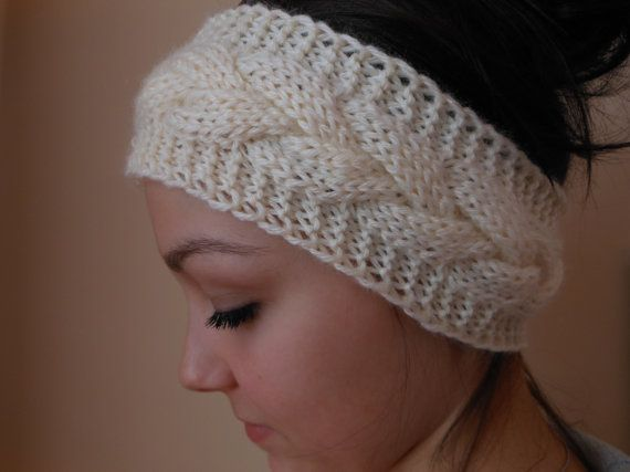 Outstanding Cable Knit Ear Warmer Pattern Picture Collection Easy