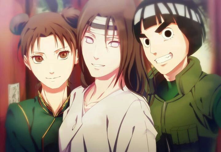 I have to cry every time I see this. I miss Neji.    :(