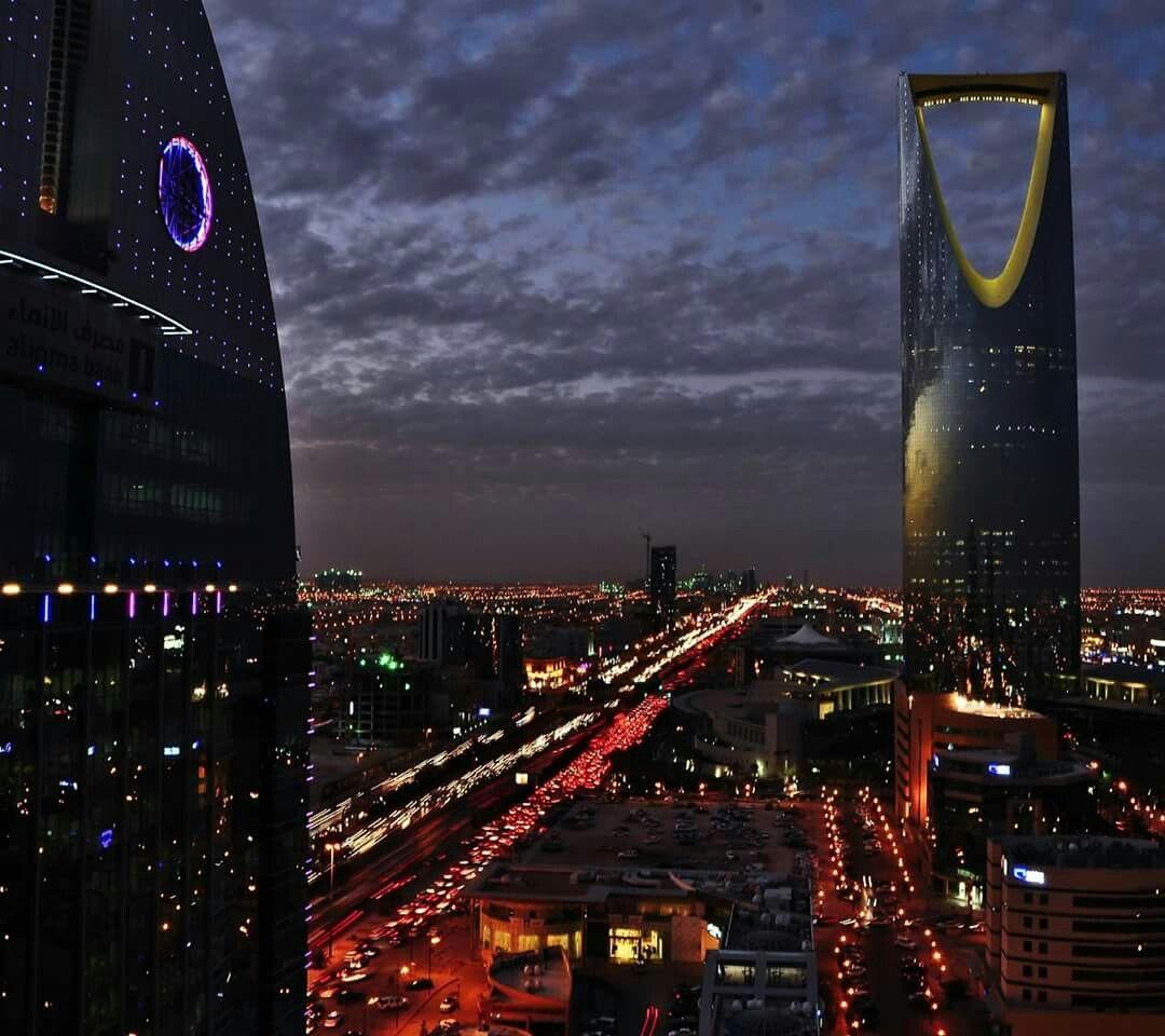 برج المملكة الرياض Kingdom Tower Riyadh National Geographic Photos National Geographic Amazing Photography