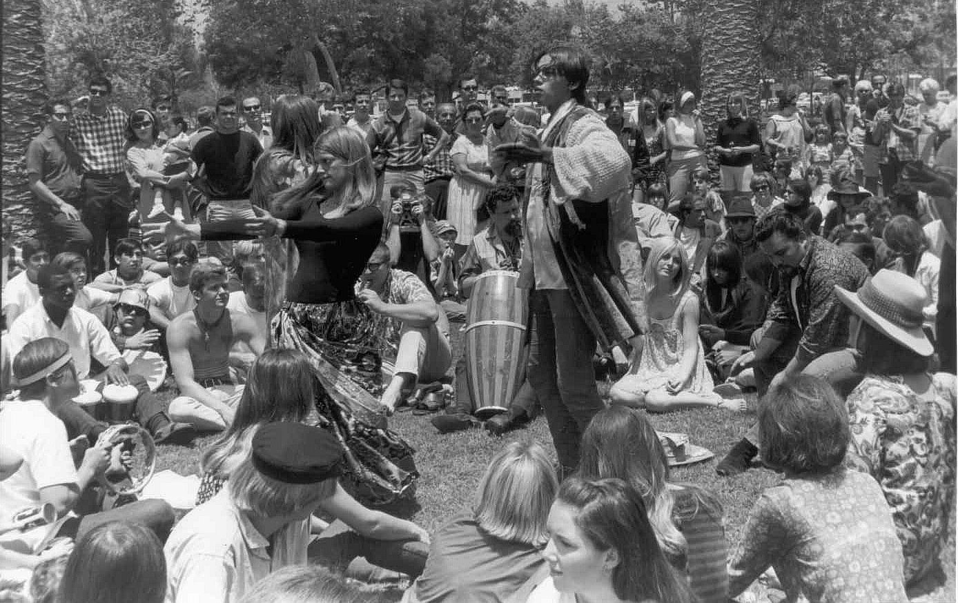 "hippie culture In 1967 timothy leary famously told 30,000 hippies to ""turn on, tune in and drop out"" many in the culture took this to mean that they should experiment heavily."