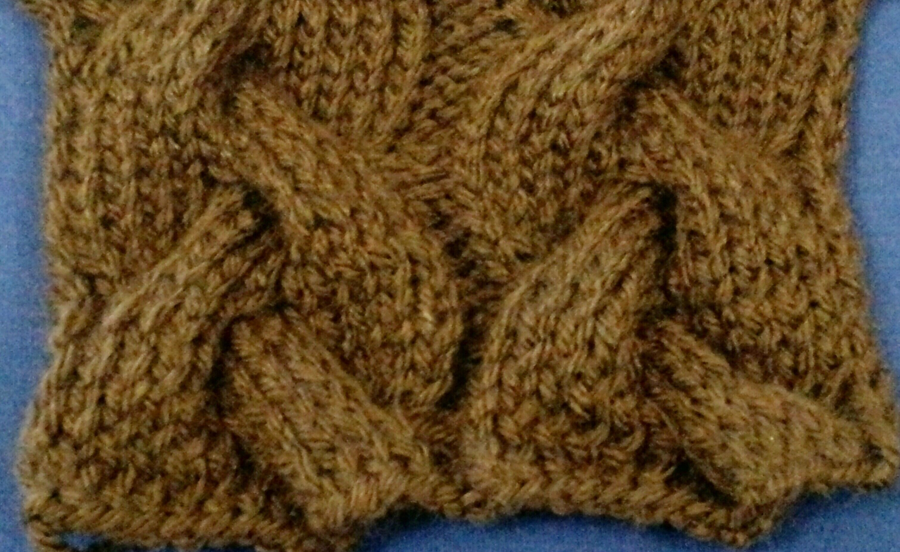 Plaited Cable Stitch | Crochet & Knitting | Pinterest | Plaits ...