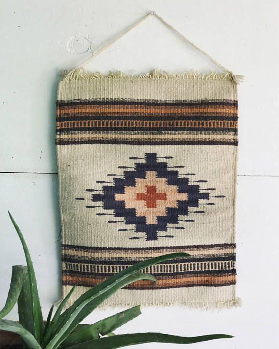 Tapestry Wall Hanging Native American Tapestry Indian Blanket Tapestry Pink Tapestry Tapestry Wall Art Native american wall hangings
