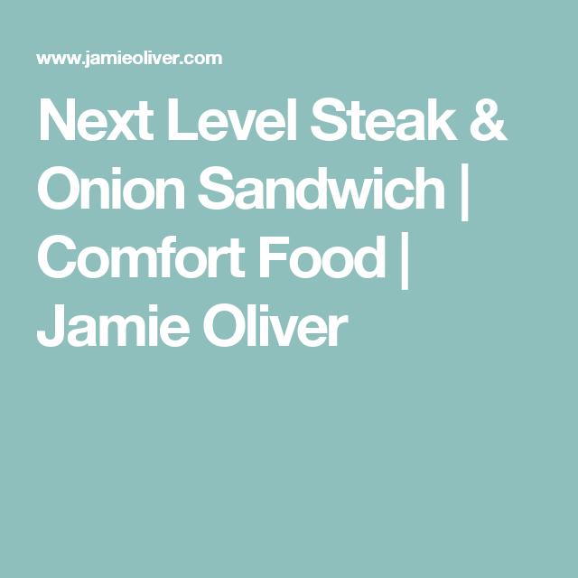 nextlevel steak sandwich recipe  jamie oliver recipes