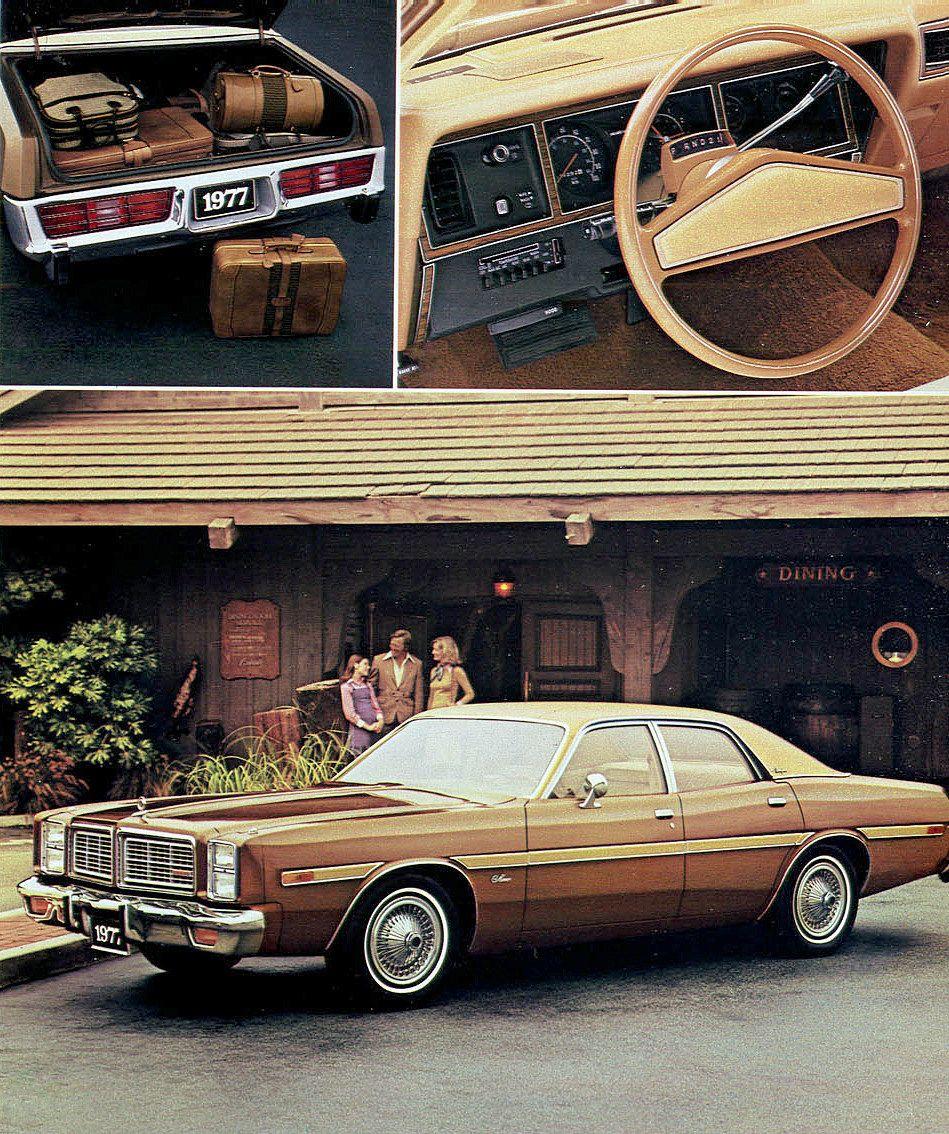 1977 Dodge Monaco Features