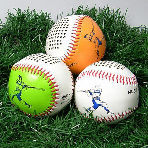 Portable Bluetooth Baseball Speaker Baseball Baseball Coach Gifts Baseball Softball