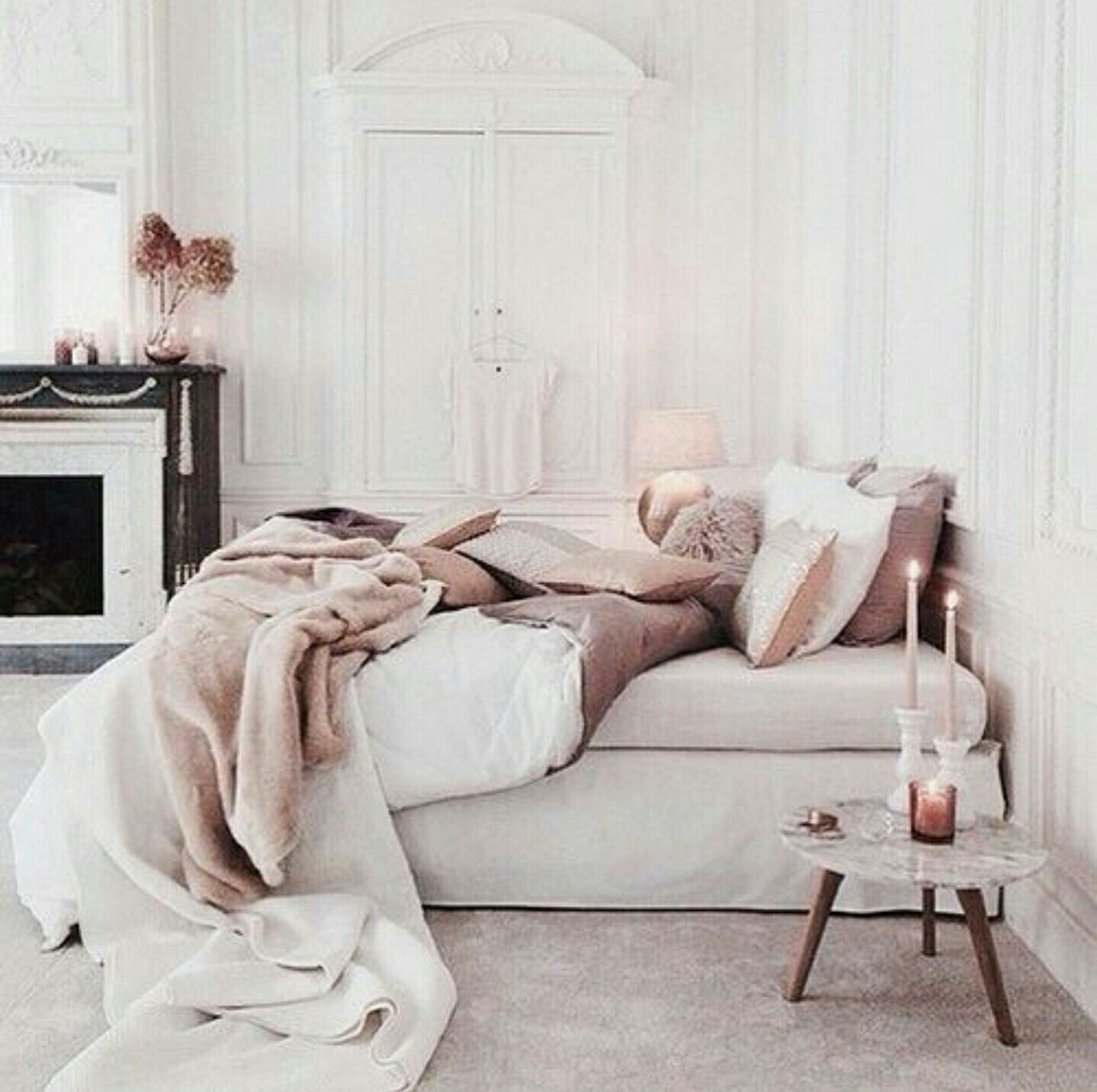 Mood Board Monday Decorating With Rose Quartz Style Your Senses Bedroom Inspirations Home Bedroom Room Inspiration