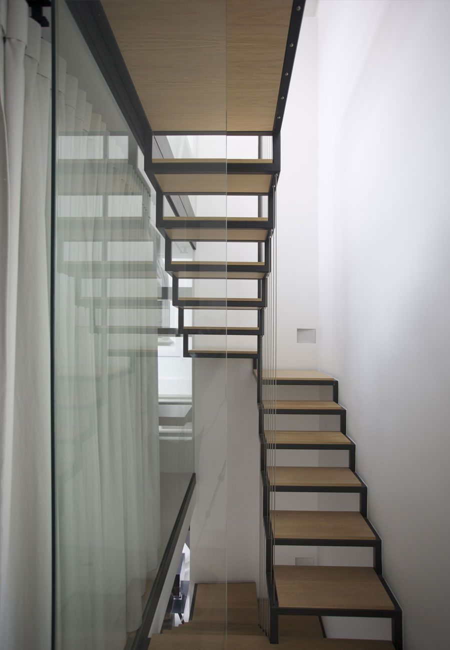 Marieblanche Apartment in 2019 | Staircase railings ...