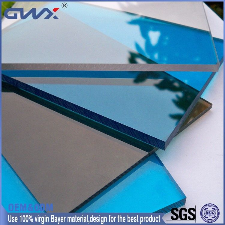 Chinagwxpc Com Transparent Roofing Material From Guangdong Guoweixing Polycarbonate Factory From Guangzhou City Clear Acrylic Sheet Solid Sheets Clear Acrylic