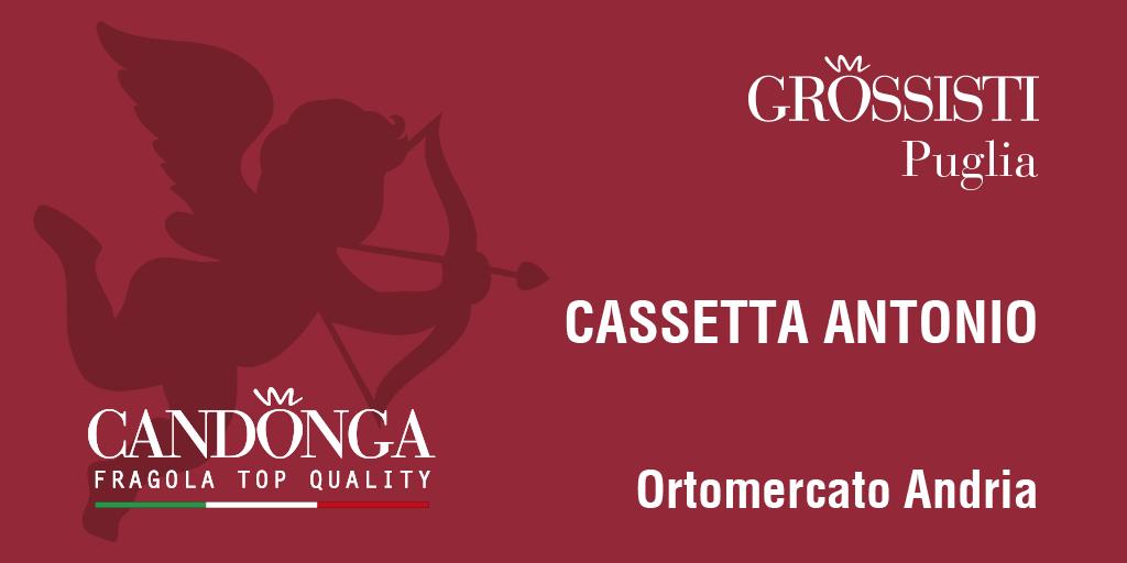 Chef, barman, gelatieri, pasticceri, pizzaioli e fruttivendoli! Ecco dove acquistare l'originale Candonga Fragola Top Quality. http://www.candonga.it/grossisti/ #candonga #fragola #top_quality #italia — presso Via Barletta, 86 76123 Andria (BT).