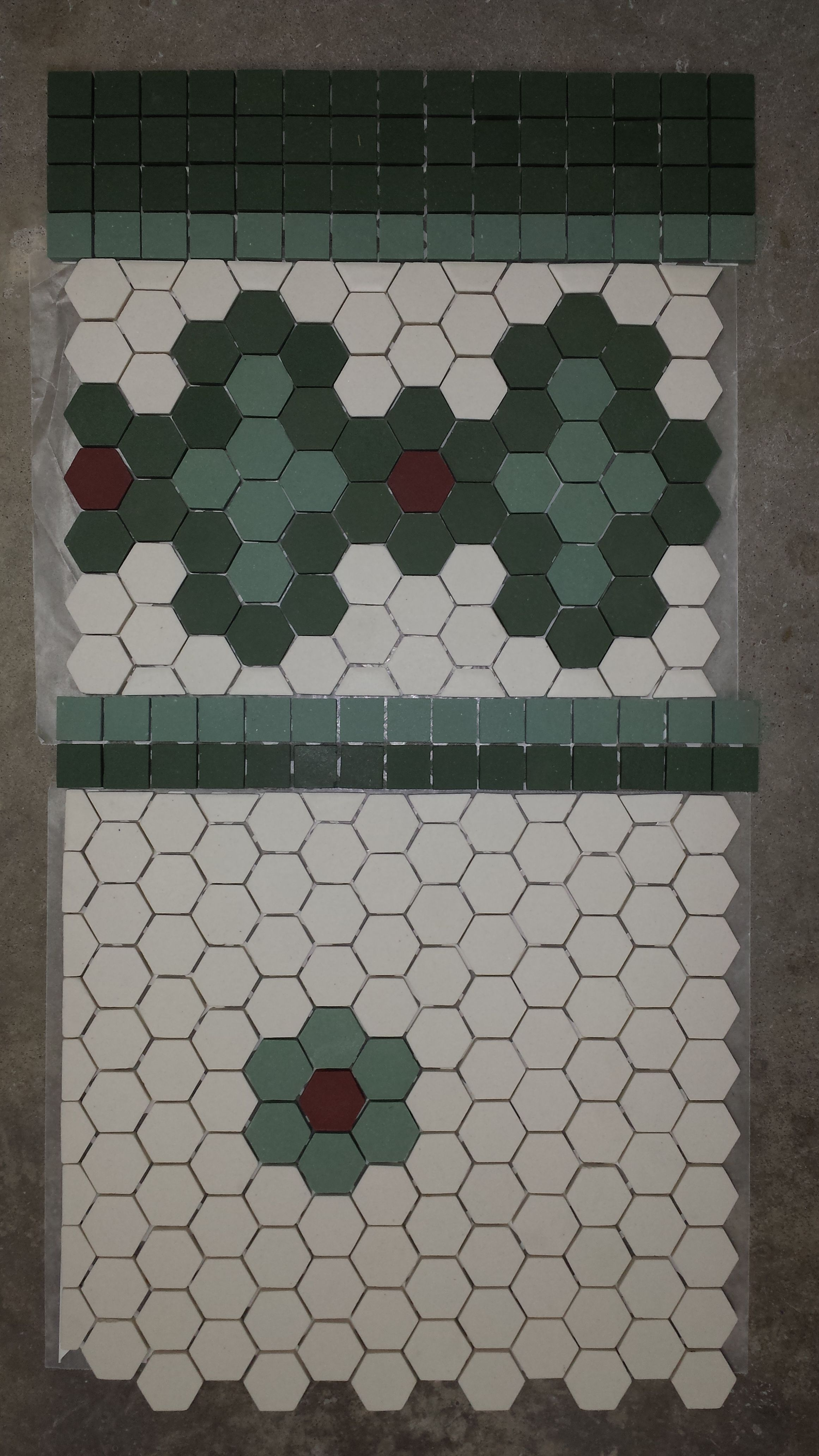 american restoration tile 3 4 square
