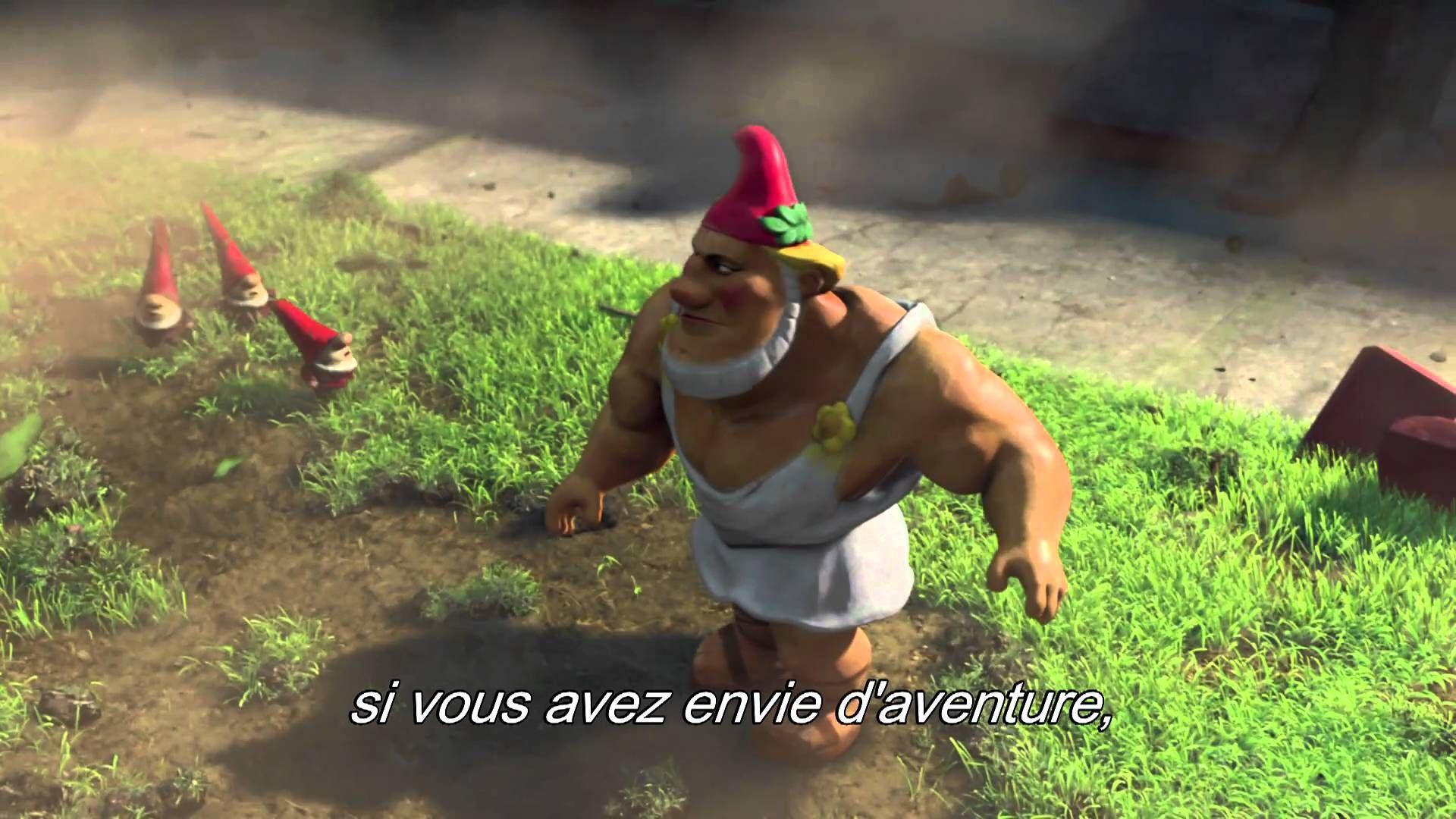 Gnomeo et Juliette - Bande annonce