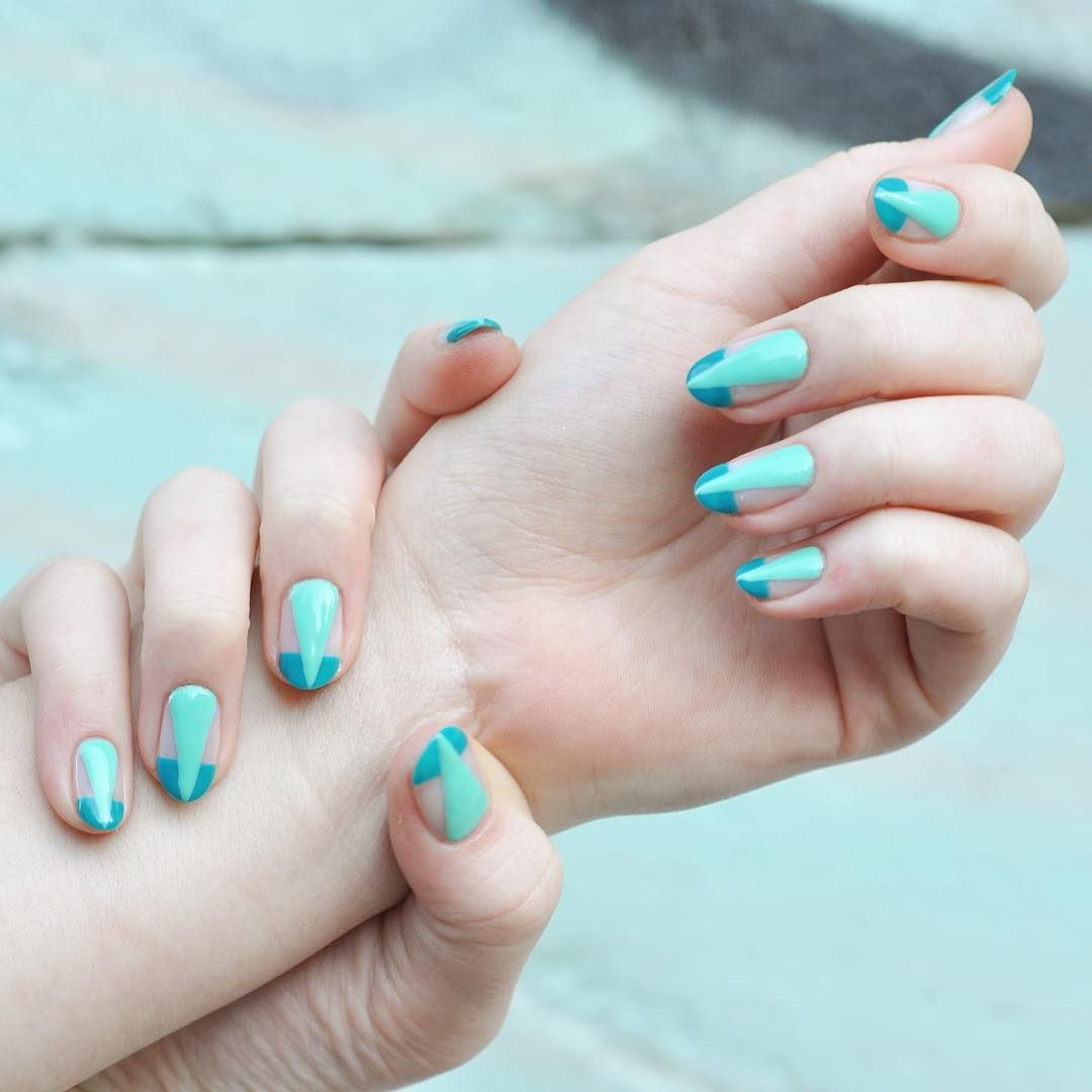 How to make a manicure point