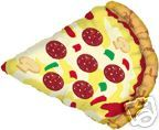"""""""32"""" PIZZA BALLOON party $5.75 plus shipping (combine with Red, Orange, Blue, Purple and Green Balloons)"""""""