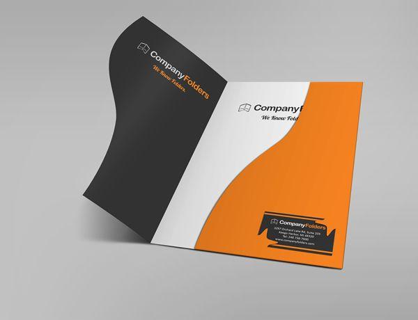 [Free PSD] Corporate Folder Mockup Template by CF Folder ...