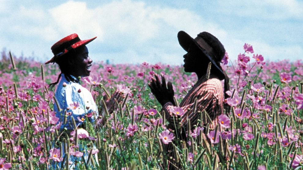 The Color Purple (1985) | Peliculas tristes, Criticas de cine ...