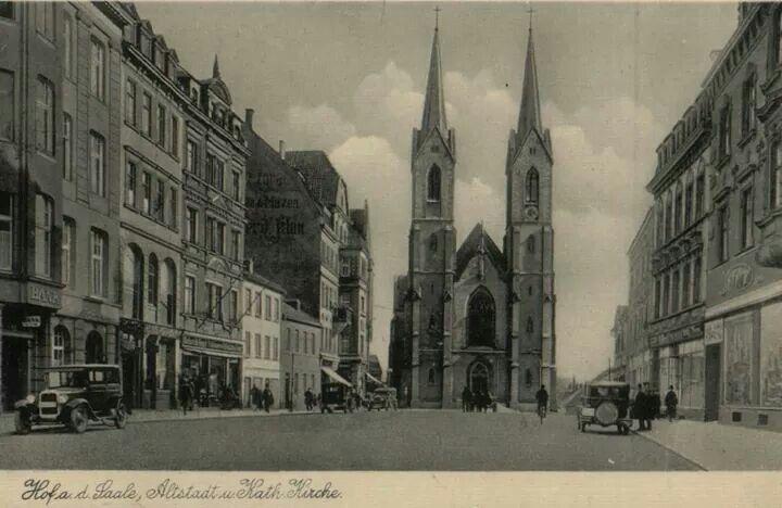 Altstadt 1933