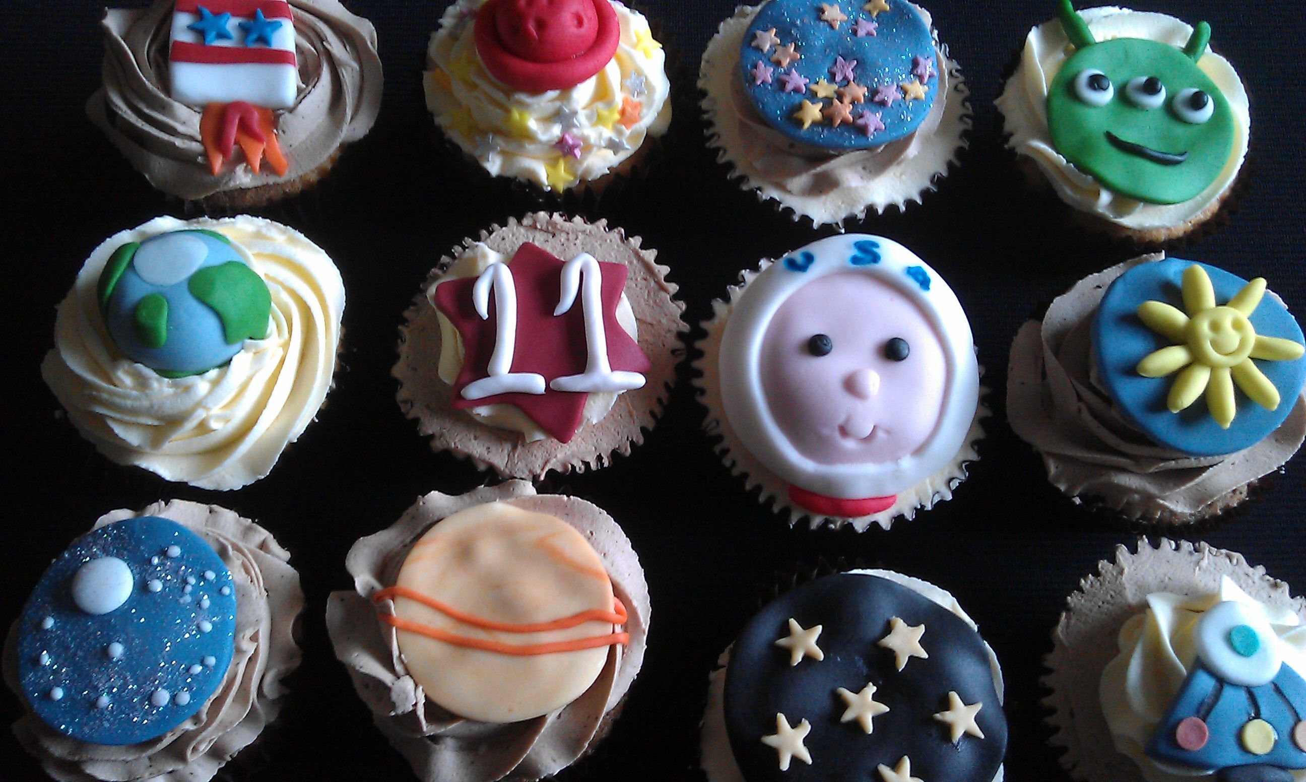 24 BOY SCOUTS BIRTHDAY CUPCAKE TOPPER ICED  ICING EDIBLE FAIRY CAKE BUN TOPPERS