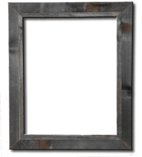 16x20 Natural Barn Wood Open Frame. Plus Free Shipping! Barnwood ...