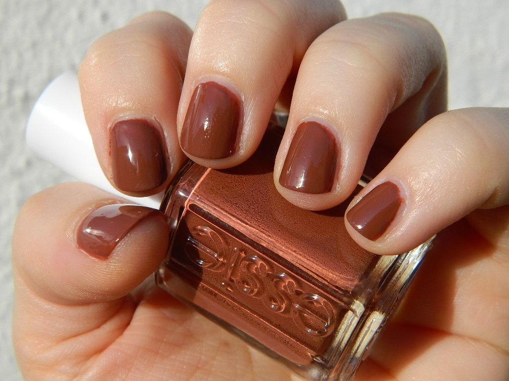 Essie — Very Structured | Nail nail, Nail inspo and Makeup