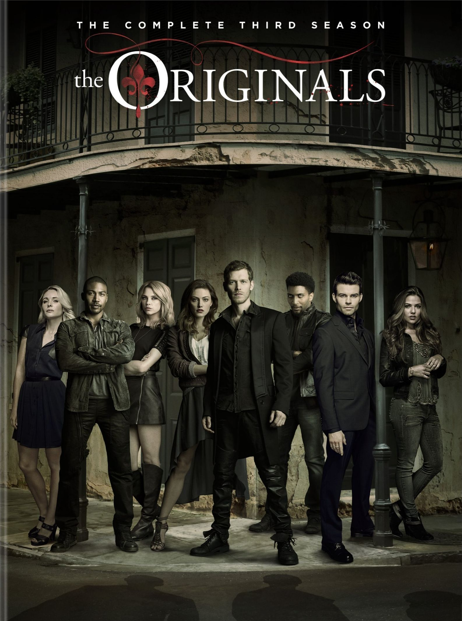 The Originals Staffel 3 Netflix