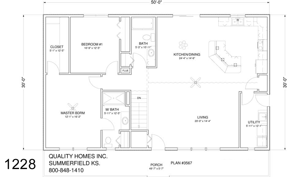 See What Homes We Have That Are Built And For Sale House Floor Plans Barndominium Floor Plans House Plans