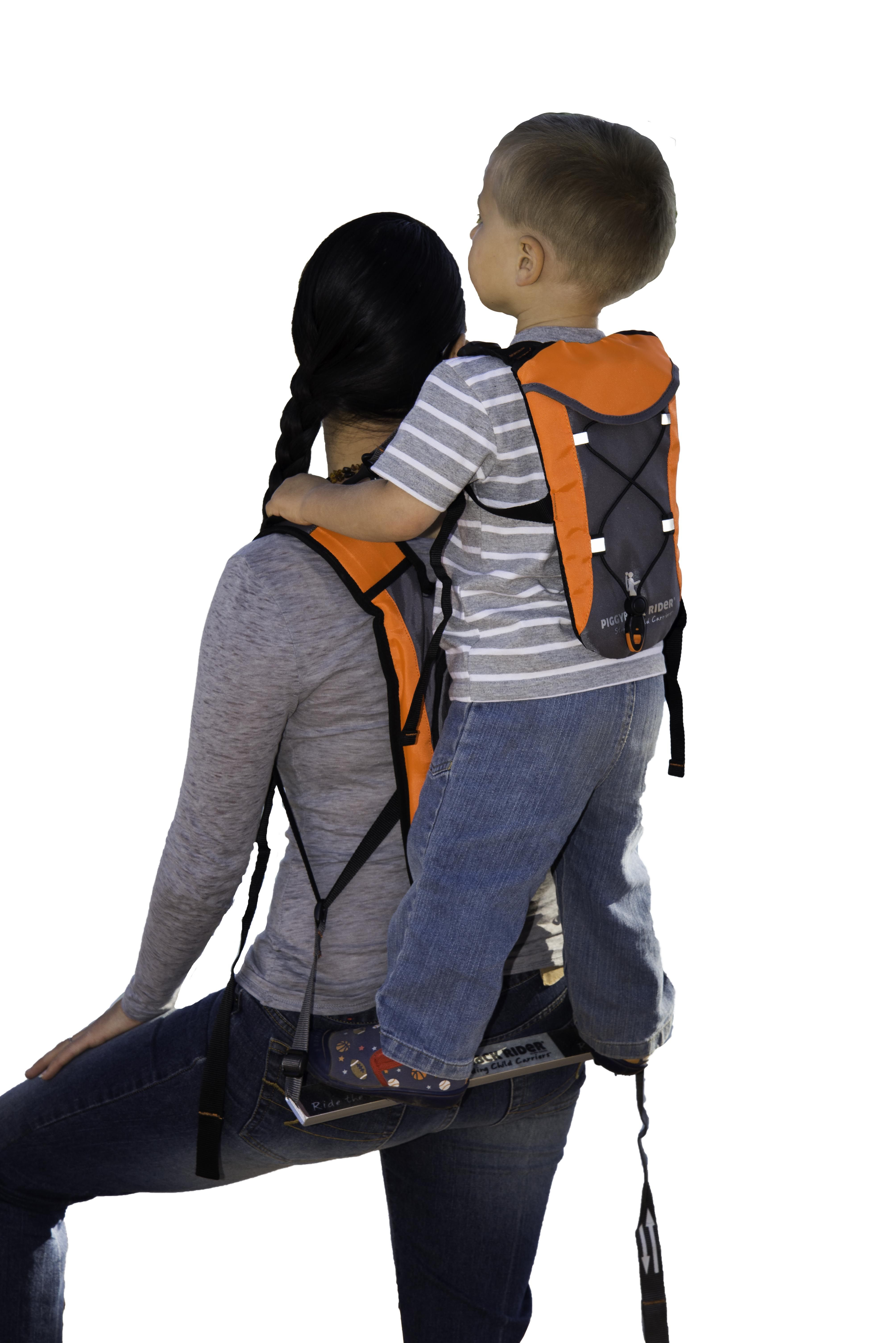NEW EXPLORER Toddler Carrier Standing Child Carrier with Adult
