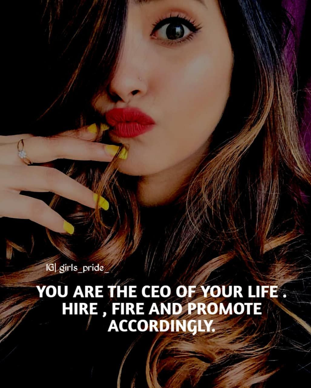 Beauty Vs Personality Millionaire Quotes Crazy Girl Quotes
