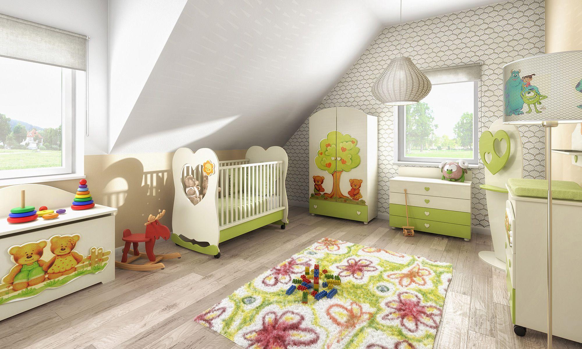 Flair 125 - Kinderzimmer Trend, eine Einrichtungsidee.   Wohnen und ...