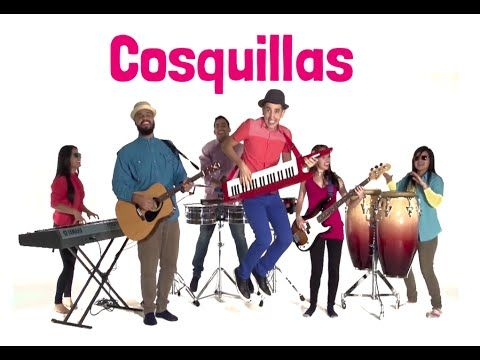 Cosquillas - 123 Andrés - YouTube