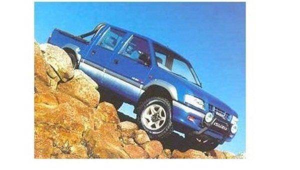 isuzu holden rodeo kb series kb tf 140 tf140 workshop service rh pinterest co uk 1997 Holden Rodeo 1990 Holden Rodeo