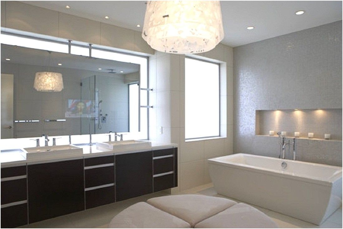 Elegant Bathroom Lighting Spotlights