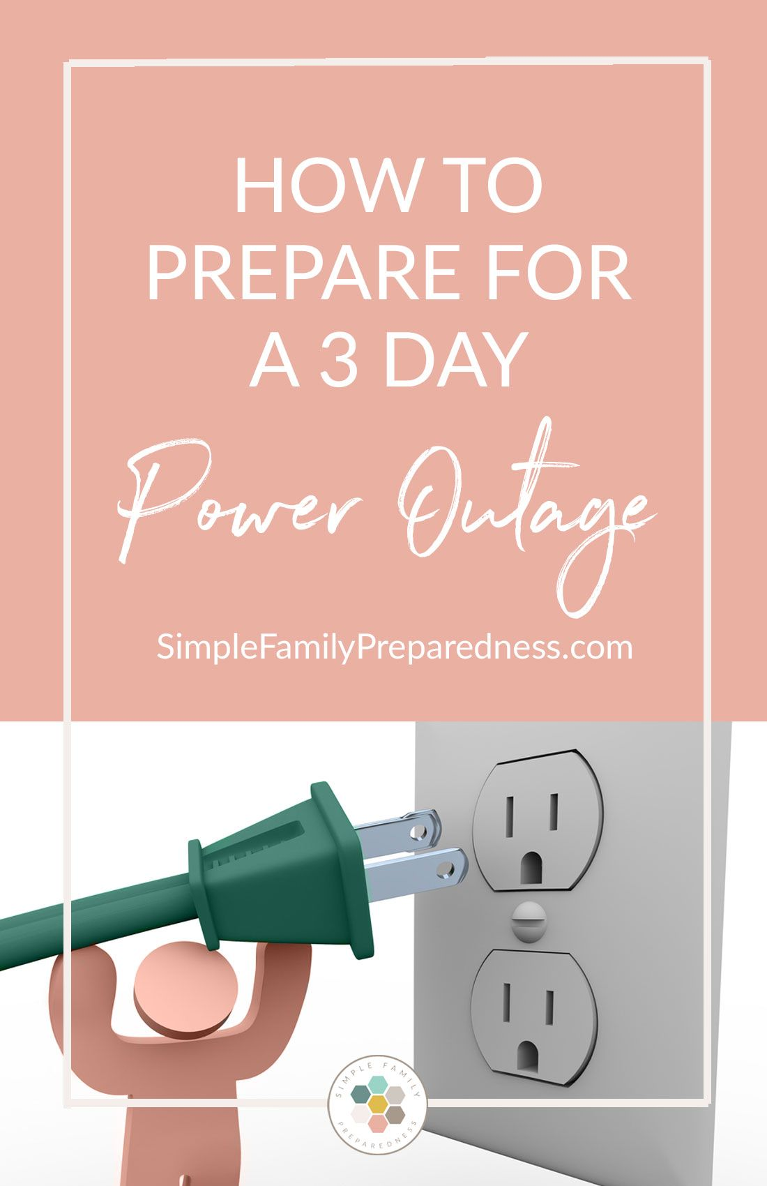 How To Survive 3 Days Without Power Emergency Preparedness Items