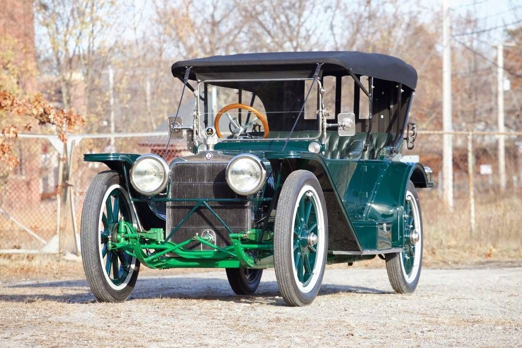 1914 American | old cars | Pinterest | Cars, Vehicle and Wheels