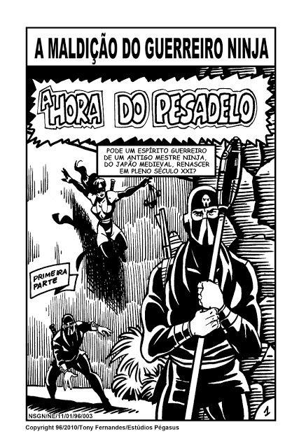 Bengalas Boys Club Oficial Blog: A MALDIÇÃO DO GUERREIRO NINJA! PARA RELEMBRAR! Flash back! Aventura policial e ação!