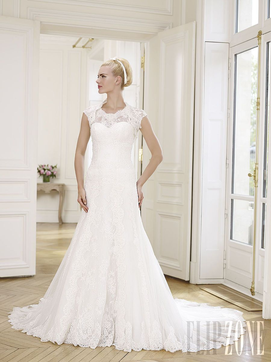 Pronuptia - Bridal - 2014 collection - http://www.flip-zone.net ...