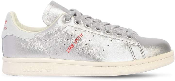 Stan Smith Metallic Leather #Sneakers (con immagini)