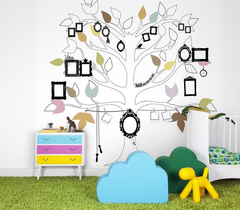 Wallpaper - Me Tree www.mrperswall.se www.mrperswall.com | Hide ...