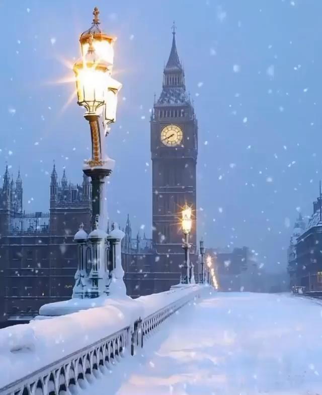 Reloj que Marca el Tiempo en Inglaterra