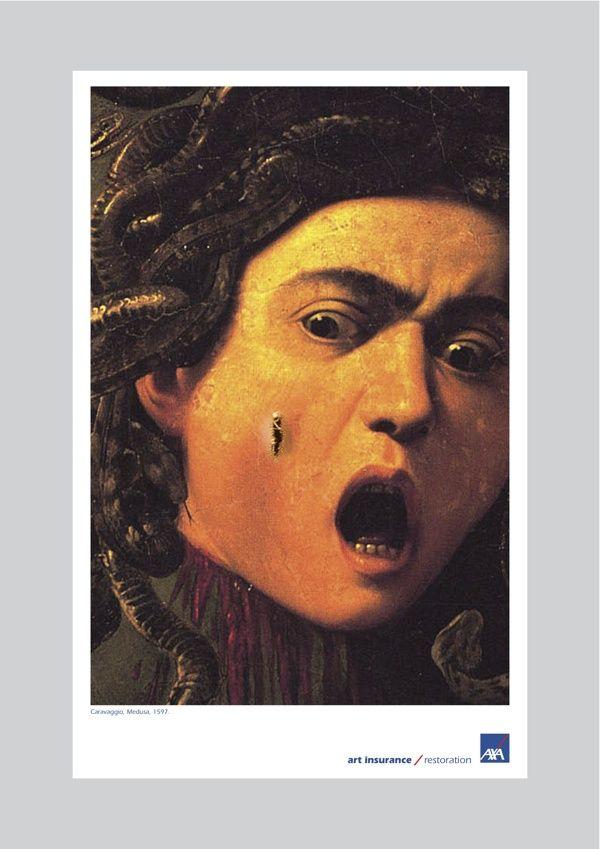 Axa Art Insurance On Behance Art Artwork Artist