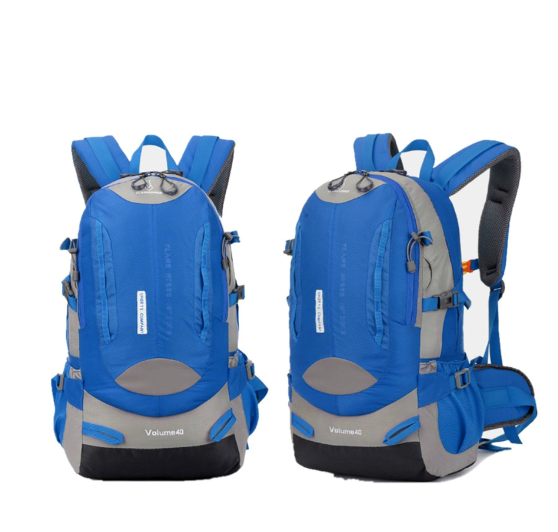 610b92c9359f Graybird 40 Liter Hiking Backpack Outdoor Camping Daypack Travel ...