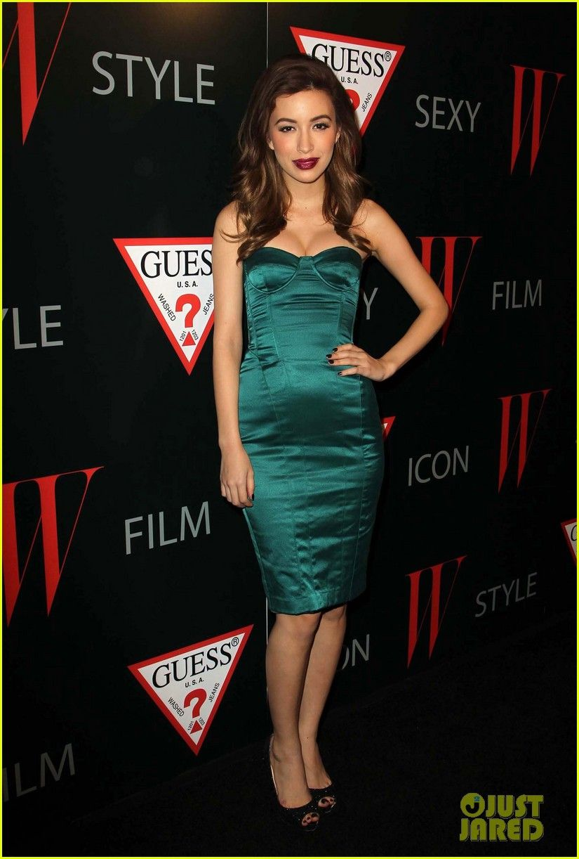 renee olstead christian serratos 30 years of fashion and film red ...